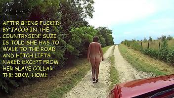 Suzi's Public Humiliation