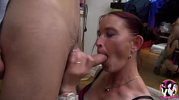 Caregiver milf Sonia wanted to discover a youngster cock