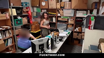 Caught Red Handed and Bribed to Have a Fuck
