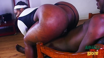 big ass bbw seduces and fucks her step bro 5 min