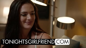 Tonight's Girlfriend - Alice Visby fucks fan for the first time