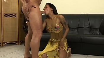 Cheating MILF blackmailed, m., fucked by US Sextourist and eat his massive cum load desi chudai POV Indian