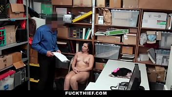 Dildo Stealing Teen Fucked With A Real Cock - Luna Leve 8 min