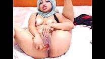Dalilah - Sexiest Arabian Webcam Solo!!!!!