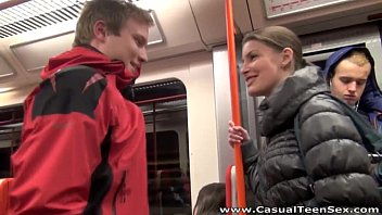 Casual Teen Sex - From a ride to hot sex Zena Little