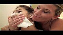 Lesbian d. A Beautiful Straight Babe www.ForceVideos.com