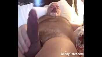 Hot daddyBear Blows his Load