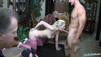 Slurp & Gobble! Alli Rae is so thirsty!