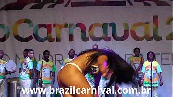Solo Power Dance Brazilian Samba Dance Performance  Competition[1]
