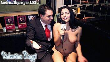 Valentina Nappi naked for Andrea Diprè 24 min