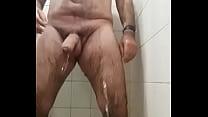 banhando gostoso