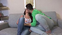 Casual Teen Sex - Casual sex with gorgeous teeny Eva