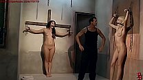 Slave Girl collected, trained, tormented for auction. Part 2.