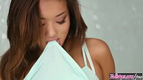 Twistys - (Alina Li) starring at So Smooth