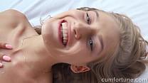 Tiffany Tatum gets a facial