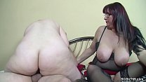 German old Couple Seduce Step-Daughter to Fuck in Threesome