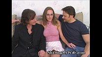Wife Fucks New Cock