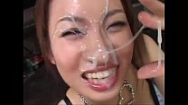 Cum on asian girls (Cumshot Compilation)