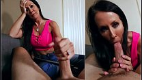 Reagan Foxx Gave Her Son Blow For First Time
