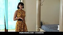 PervMom - Hot Milf Cheats On Husband With Stepson