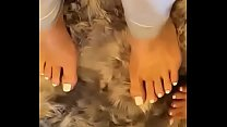 Kylie Jenner Feet  Video Compilation