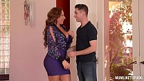 Busty Milf Richelle Ryan gets her Pussy Fucked & Filled