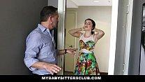 Mybabysittersclub- Lazy Babysitter (Kylie Quinn) Fucks To Keep Job