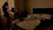 Femdom Amateur Mistress Kym collar her Boyfriend (Story)
