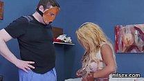 Kinky teen is taken in anal loony bin for awkward treatment
