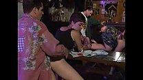 Vanessa Chase - Bar Orgy - Anal