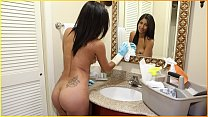 BANGBROS - Latina Maid Jade Jantzen Fucks Her Client Peter Green For Money