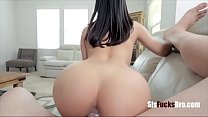 Jasmine Grey acts like a slut with BROTHER