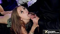 5KPORN - 18 Year Old Audrey Creampied in 5K