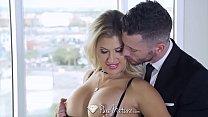 PureMature Big tit MILF blonde Savana Styles submissive fuck