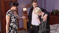 Mommys little babe gets discipline