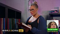 Amazing (Valentina Bianco) Takes (Danny D) Cock At The Library - Brazzers