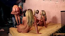 Karla Kush, Maddy O'Reilly and AJ Applegate have fun
