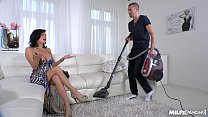 Milf Veronica Avluv crazy intense Fuck with Power Squirting