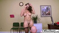(cassidy banks) Round Boobs Girl Bang Hard In Office video-11