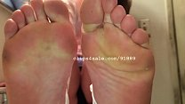 Barbee's Dirty Feet Video 4