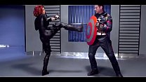 hot blonde (BiBi Jones) gets pounded by (Erik Everhard) - Digital Playground