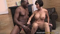 Shay Fox Comforts A Black Guy By Having Sex With Him