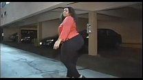 Big black fat ass loves to be shaken # 14
