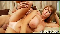 Hard cock is what mamma needs