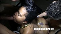 thick phat booty dominican and rican banged by bbc dominicans