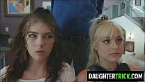 Hypnotised daughters service horny Dads
