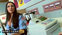 Big TITS in uniform - (Audrey Bitoni, Honey White, Johnny Sins) - Boston Cream - Brazzers
