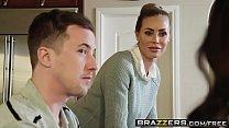 Real Wife Stories - Fucking Neighbors scene starring August Ames Nicole Aniston  Jessy Jones