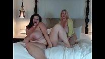 two bbw Maria Moore & Samantha 38g