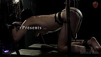 Dungeon Bondage Table Device Sex Slave Demo